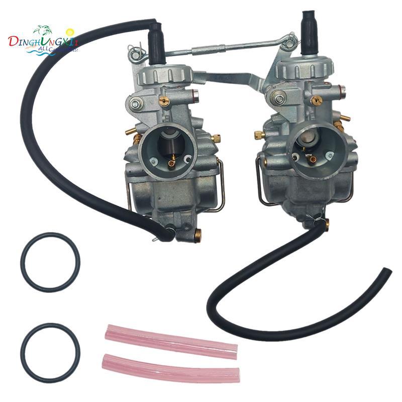 汽車零件金屬材料化油器套裝適用於本田CB175 CL175 175/Carb Twin K3-K7 1969-1973