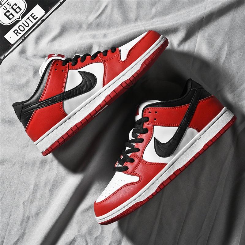 Nike耐克AJ愛耐克男鞋空軍一號官網低幫SB奶咖板鞋板鞋AF1小白鞋夏季女鞋 TeVN