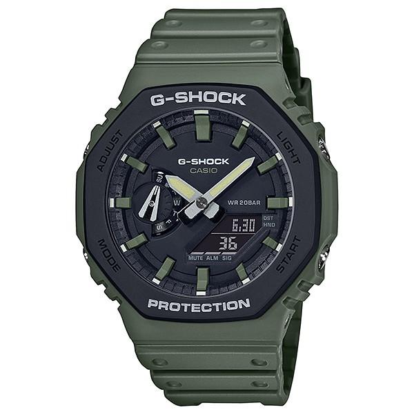 CASIO G-SHOCK GA-2110SU-3A(GA-2100-1A1系新款)