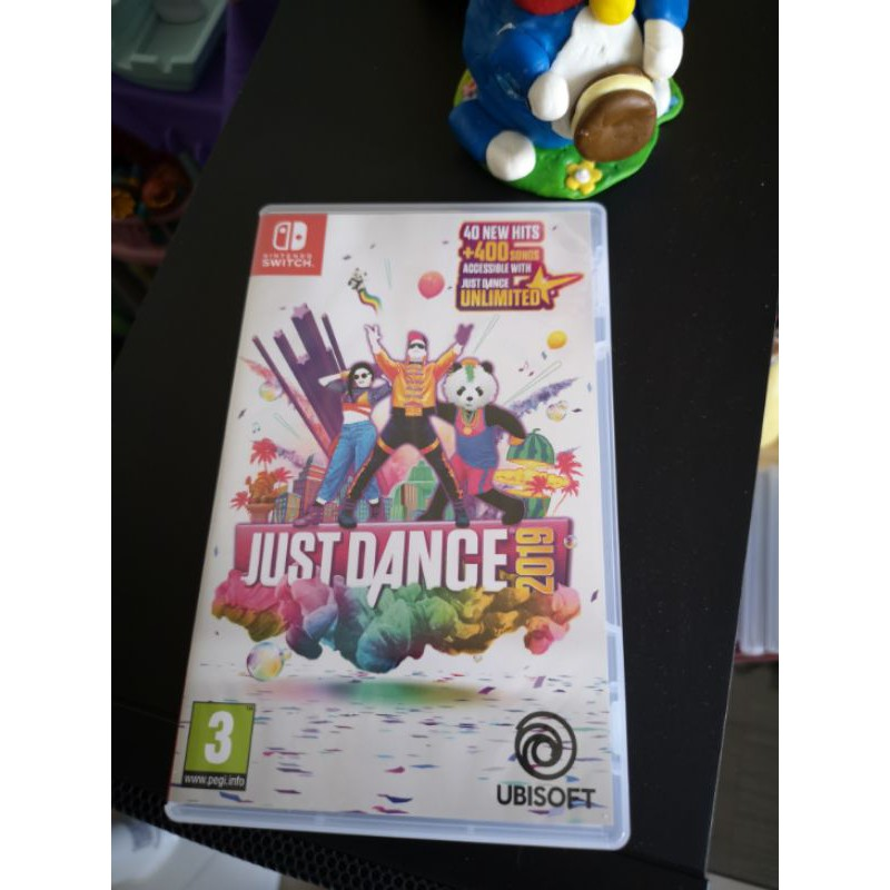 switch just dance2019二手 不二價