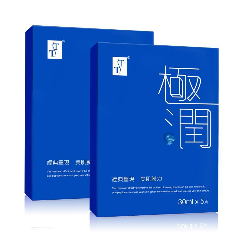 TT波特嫚面膜 極潤水光保濕 【蝦皮團購】