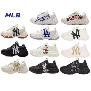 -限時特惠-韓國🇰🇷代購 MLB老爹鞋增高6公分 洋基 米奇 NY LA Boston Dodgers運動鞋 臺北市