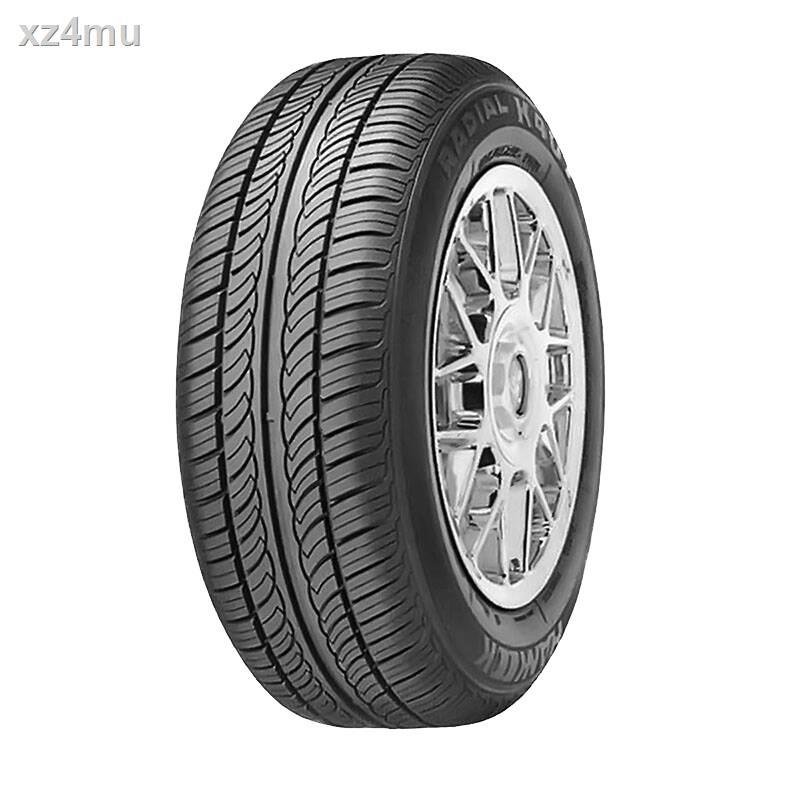 【熱銷】韓泰輪胎 K407 205/55R16 91V適配大眾高爾夫途安明銳