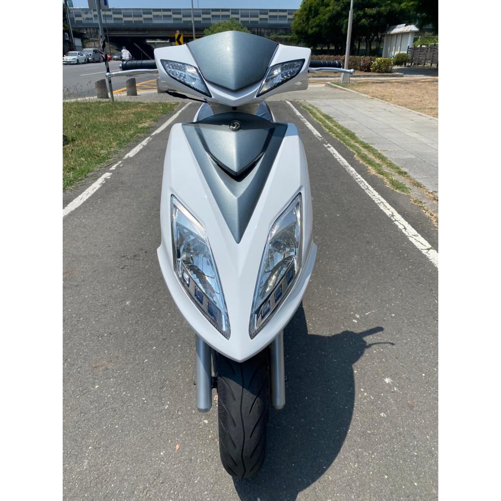【高雄二手機車】2008 三陽 SYM FIGHTER 悍將 150 可試車 #539 南部二手機車/馬力足/中古機車