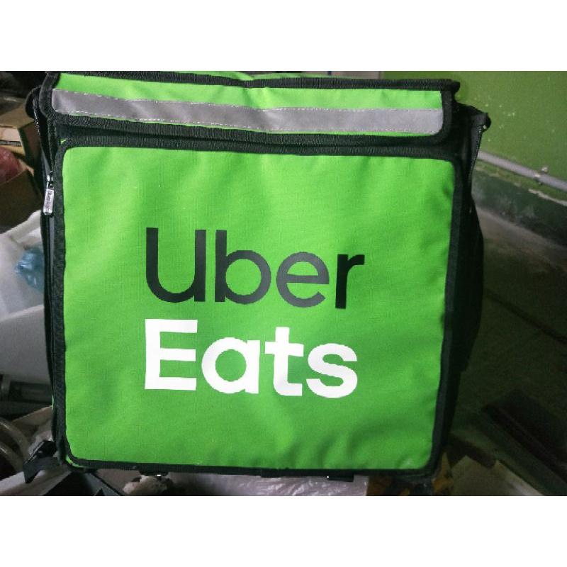 Uber Eats外送大包 附贈飲料杯座