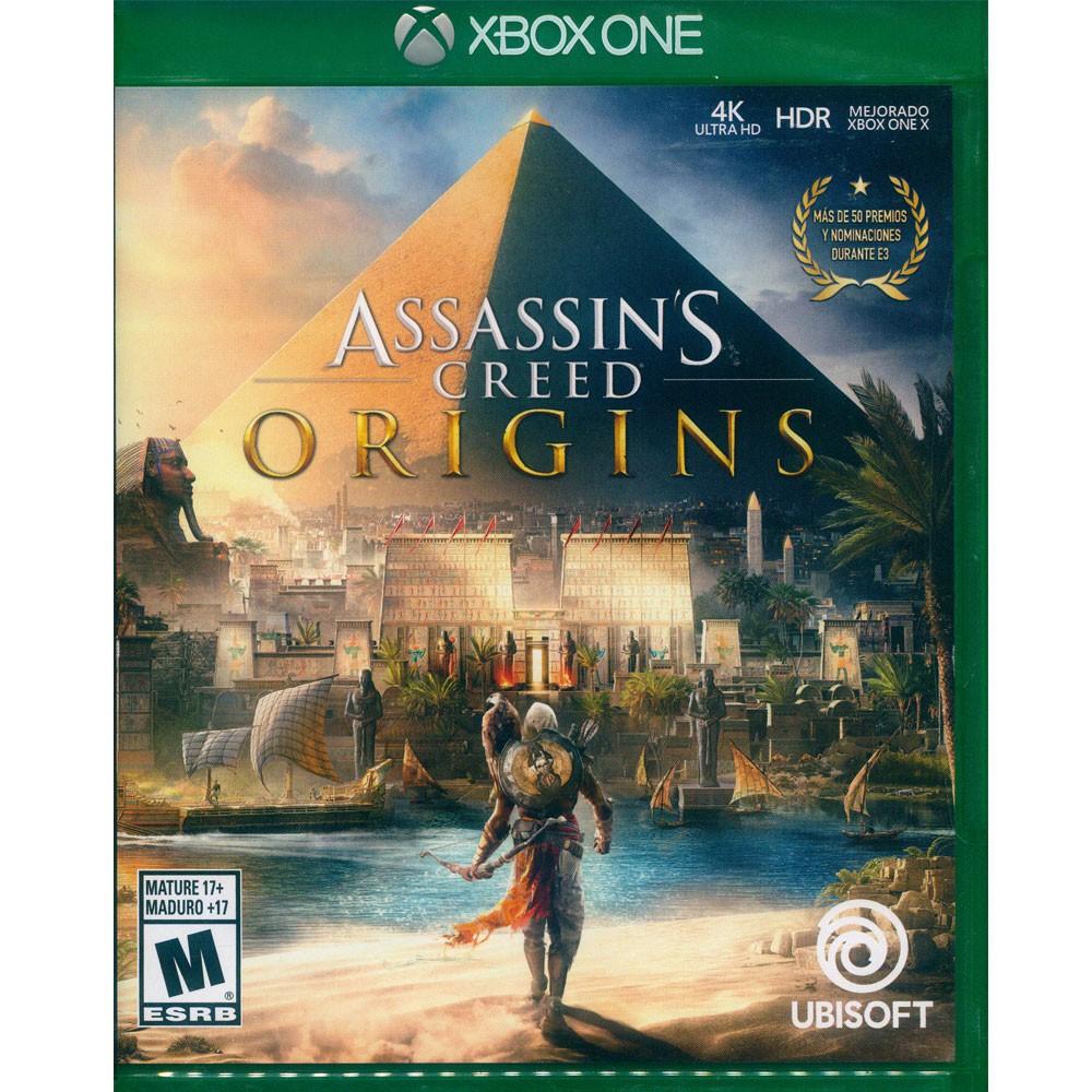 XBOX ONE 刺客教條:起源 中英文美版 Assassin's Creed: Origins 【一起玩】