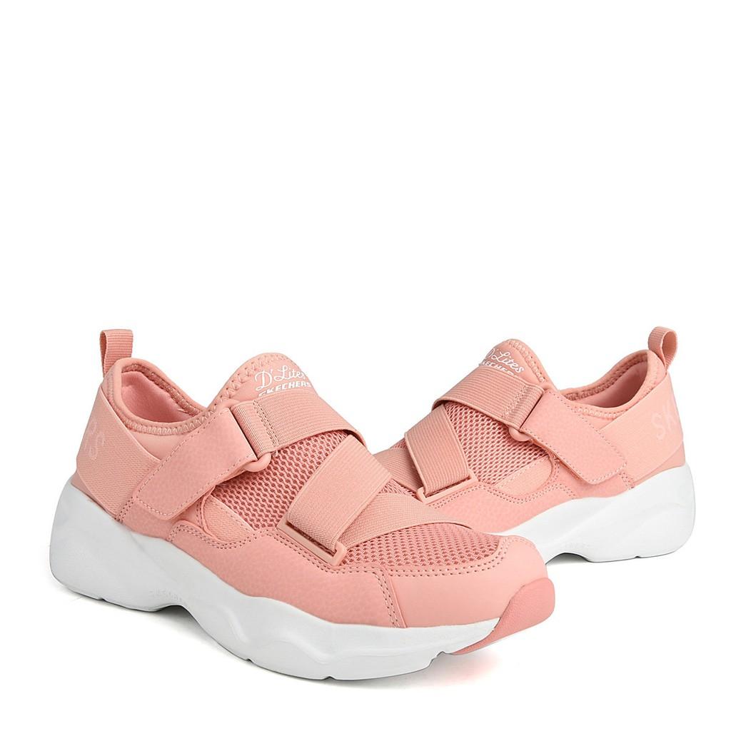 Skechers D'lites 女款 粉色 休閒鞋 88888177/crl