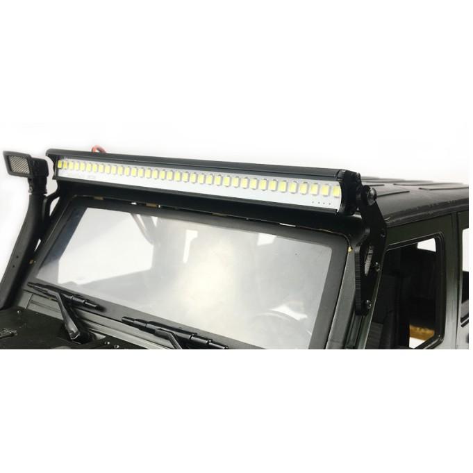 ** RC 小舖**仿真攀爬車 攀岩車車燈 遙控車車頂燈 超亮36顆LED燈 TRX4 SCX10 90046 D90
