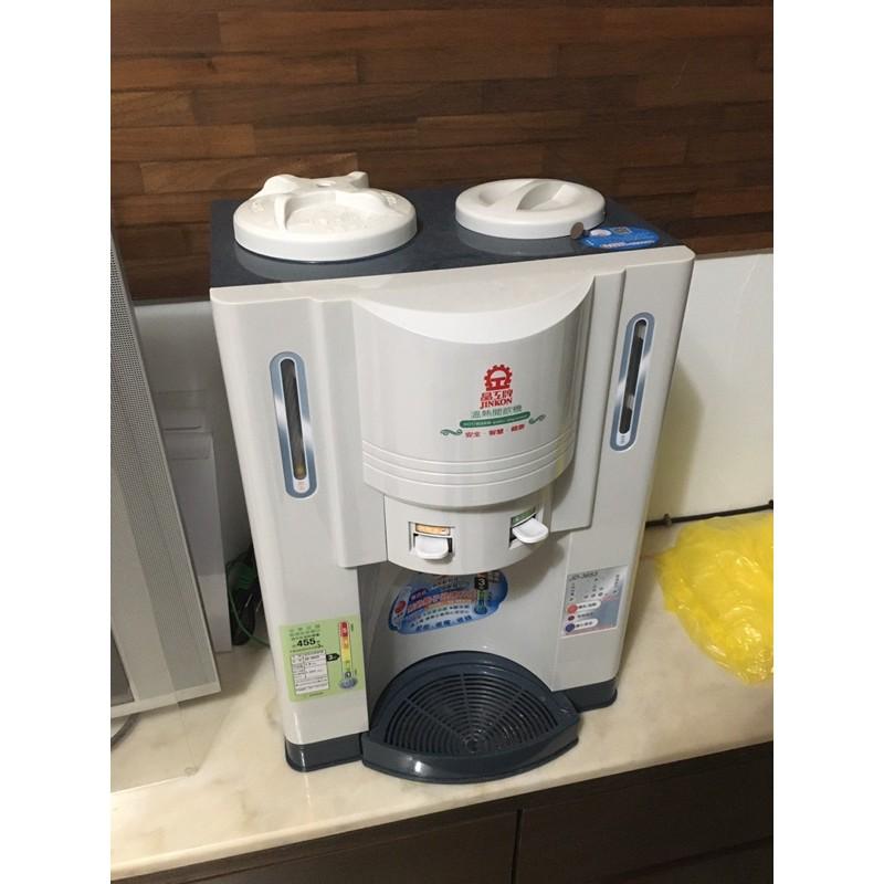二手 晶工牌JD-3653溫熱全自動開飲機(林口/內湖面交)