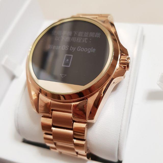 Michael Kors 時尚智慧型手錶-MKT5004/42mm