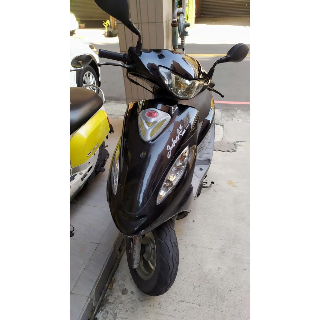 2010 KYMCO光陽 奔騰 V1 125 FI (台中市)二手機車 自售