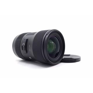 【莫比爾3C】Sigma 18-35mm f1.8 DC HSM ART,  Canon 二手 鏡頭 公司貨 #61392 臺中市