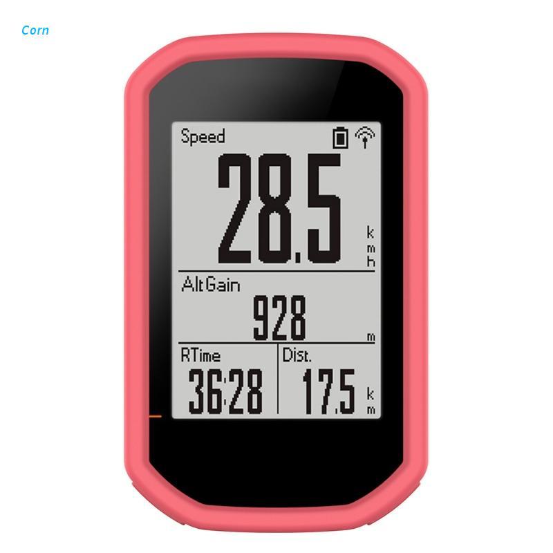 Corn KOK 適用於 Bryton Rider 430 320 GPS 的矽膠保護套保護套防震