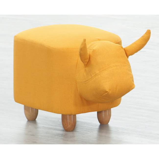 【UB271-11】 黃牛造型椅