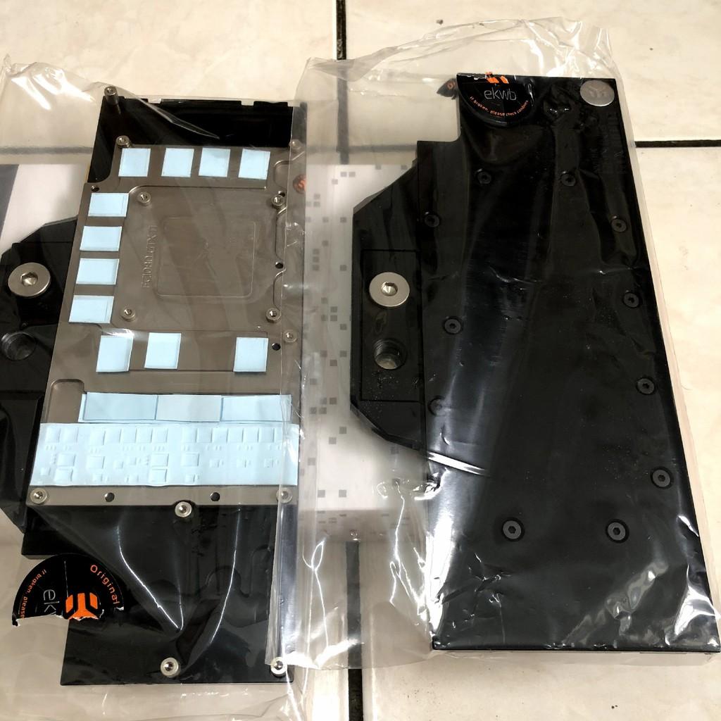 GTX 1080TI 創始版專用 EK水冷頭 含背板