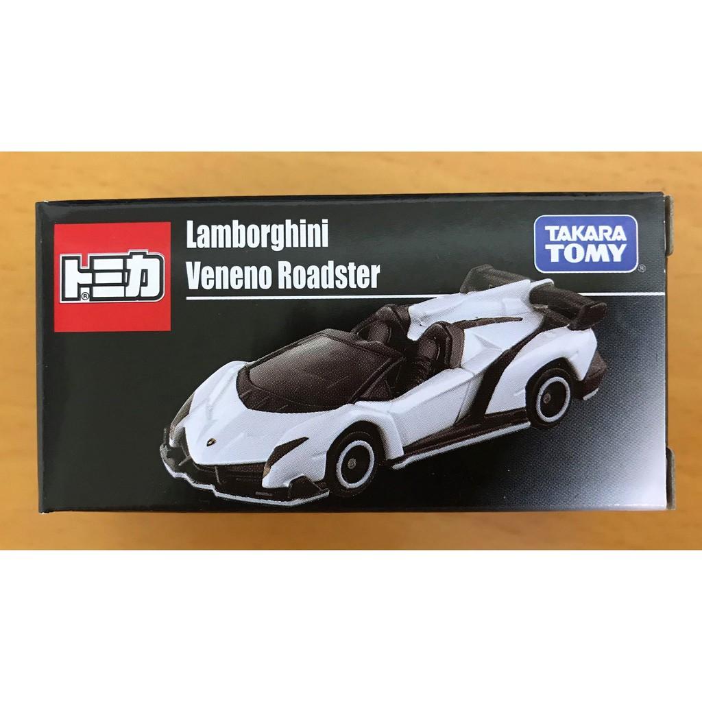 TOMY TOMICA Lamborghini Veneno 藍寶堅尼  敞篷車 白牛 多美 阿斯拉 非賣品