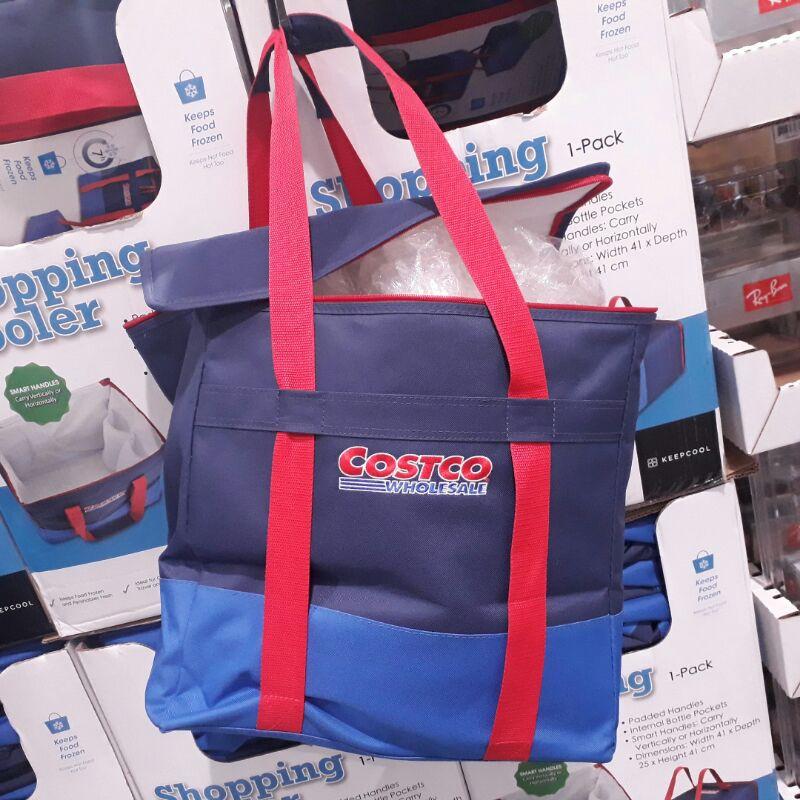 小型立體保溫保冷購物袋 保冷袋 保溫袋 購物袋 / COSTCO 好市多代購