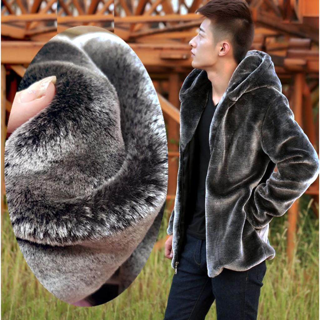 ∇元素小舖∀ 仿皮草 貂絨 貂皮 短大衣 連帽外套 夾克 刷毛加絨 秋冬 保暖 男女 非羽絨uniqlo