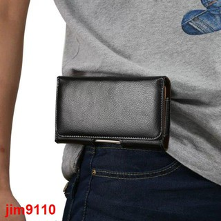 ❀✗✲適用于華為V8腰帶榮耀7手機殼真皮腰包P8穿皮帶上6PLUS皮套P7男4A