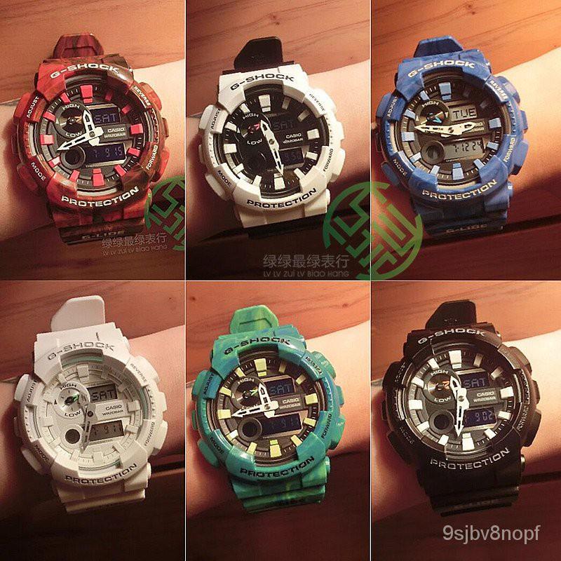 CASIO卡西歐G-HOCK GAX-100A-7A 100B-1A 7A/100MSA/B 2/3/4A手錶