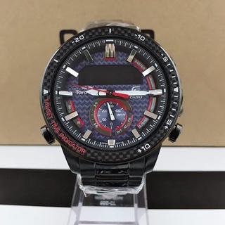CASIO限量版卡西歐手錶男紅牛F1賽車運動太陽能ECB-800TR-2A 桃園市