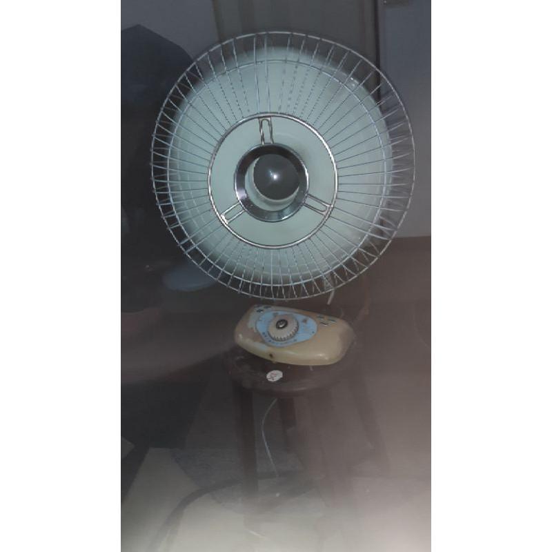 順風牌14吋古董電風扇