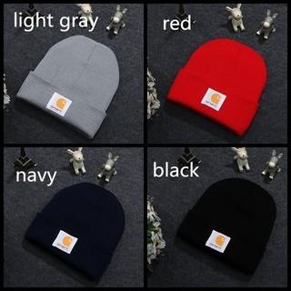 Carhartt 趨勢男女百搭保暖冬季帽子時尚舒適針織帽