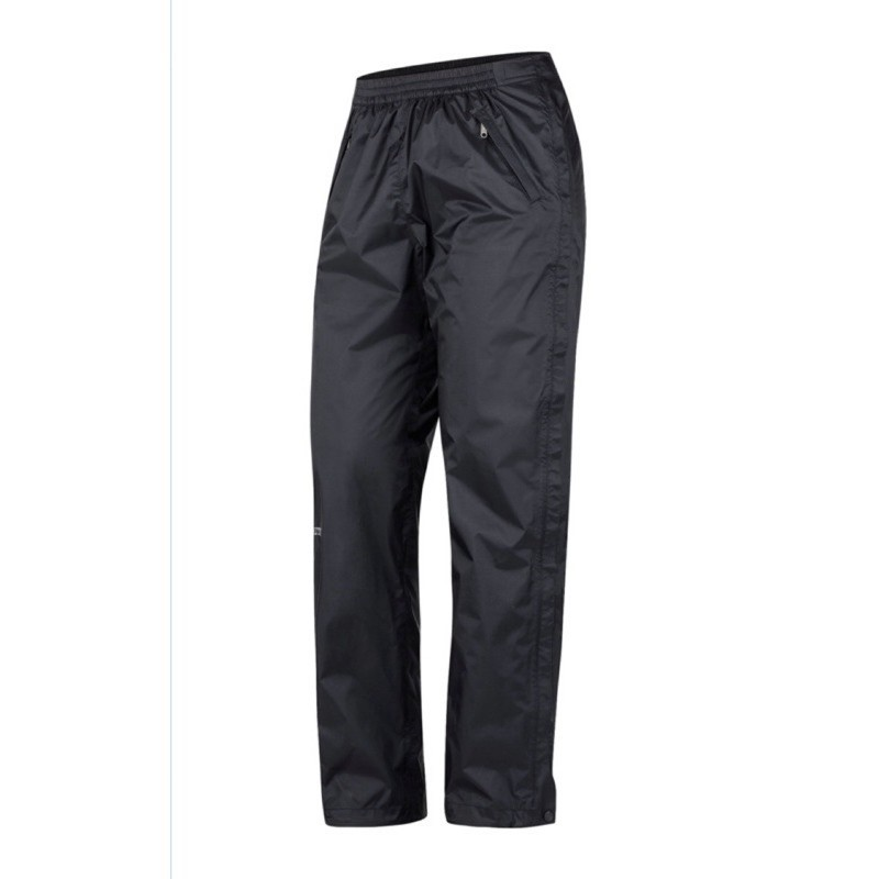 Marmot Women's PreCip Eco Full Zip Pant 女款全開式拉鍊透氣防水雨褲