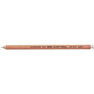 【TSH】OHTO 木軸六角鉛筆0.5mm/ APS-250N