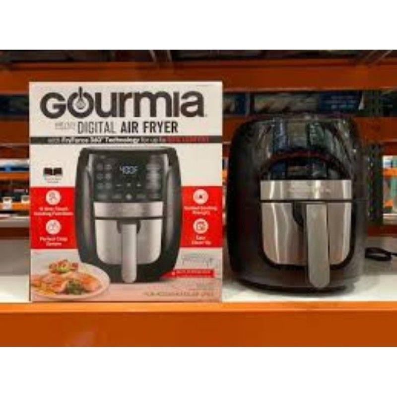 好市多Gourmia 數位氣炸鍋 DIGITAL AIR FRYER/全新品(GAF698TW)