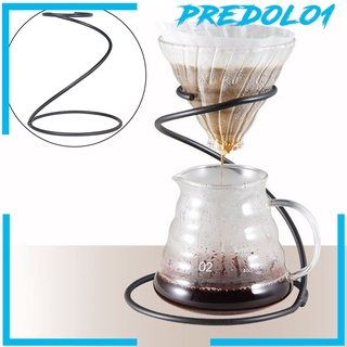 [PREDOLO1] 家用廚房廚房ACC的鐵咖啡過濾器架儲備杯咖啡杯架