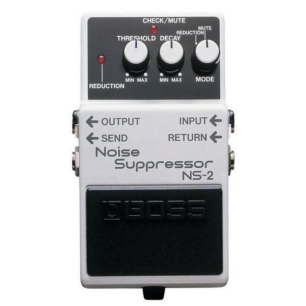 Boss NS-2 Noise Suppressor 電吉他/ Bass 雜音抑制效果器(最受歡迎單顆之一)[唐尼樂器]