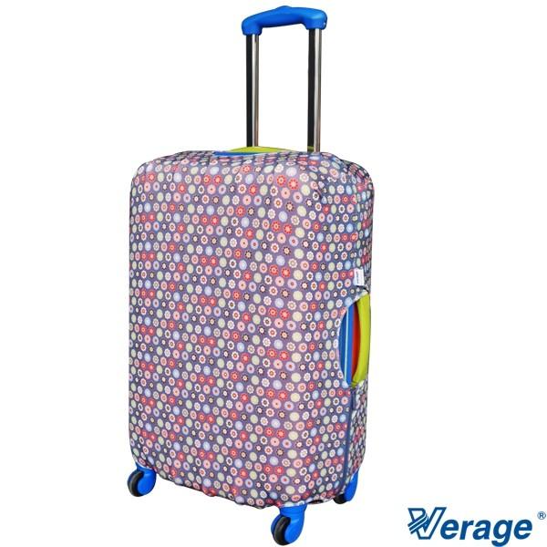 英國維麗杰 Verage 彈性花樣行李箱保護套 - 滿天星 VG-5904