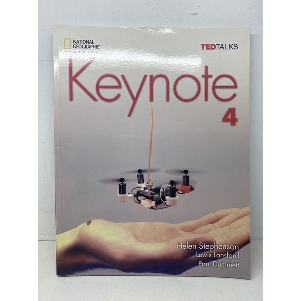 keynote4英文用書