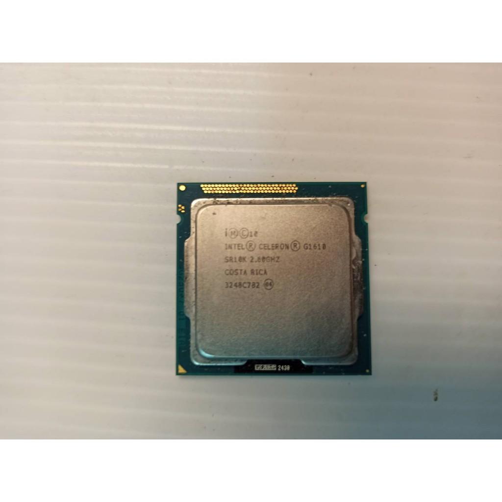 (6)桌電CPU i3-2100/i3-3220/G1620/G2130/G3260/G3420/