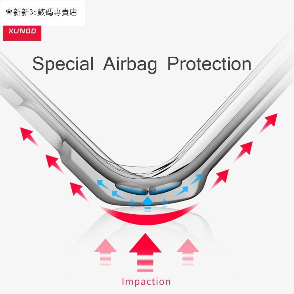 🔅新新26號🔅Ipad Air 4 透明保護套的 Xundd 防震套0825