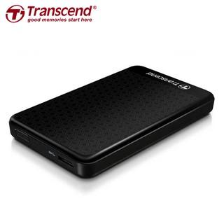創見 StoreJet 25A3 1TB 2TB 黑色 USB3.0 2.5吋 行動硬碟 台灣公司貨 臺北市