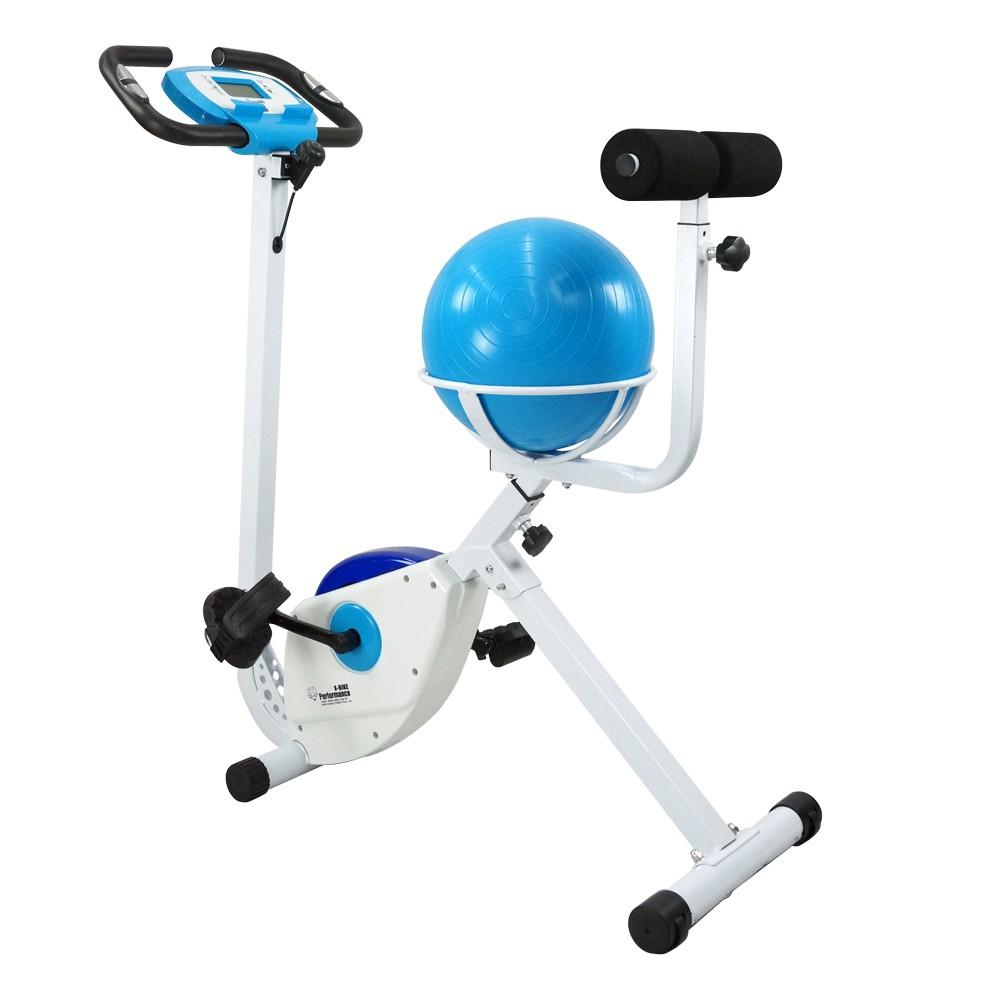 【 X-BIKE 晨昌】瑜珈球健身車 (輕鬆扭動屁屁不痛痛~ 有氧 健身) X350[免運]