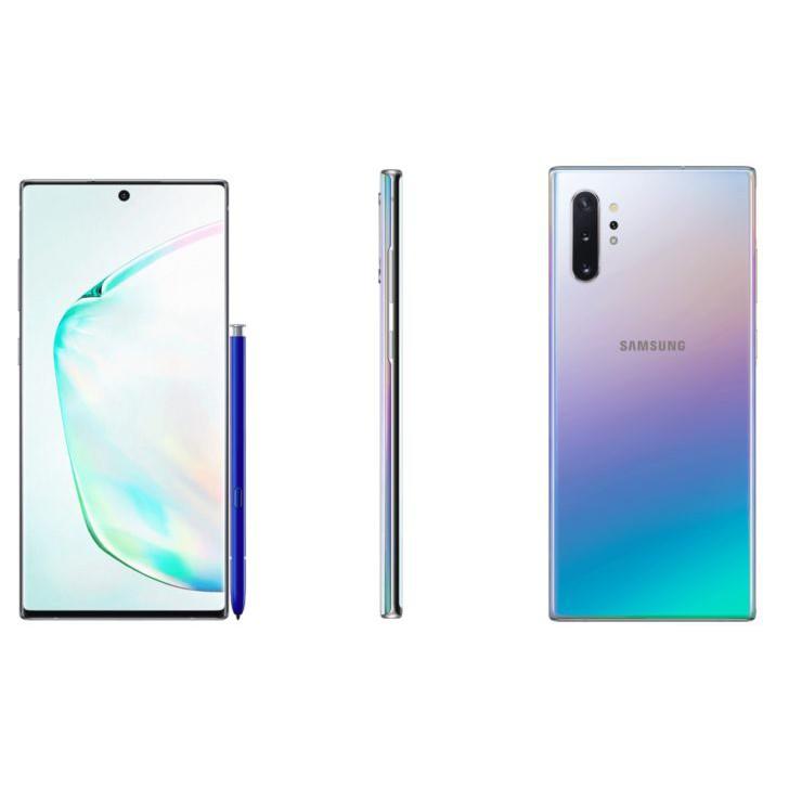 Samsung Note10+ 12GB+256 / 512 全新未拆 保固一年 新北可面交 實體地面