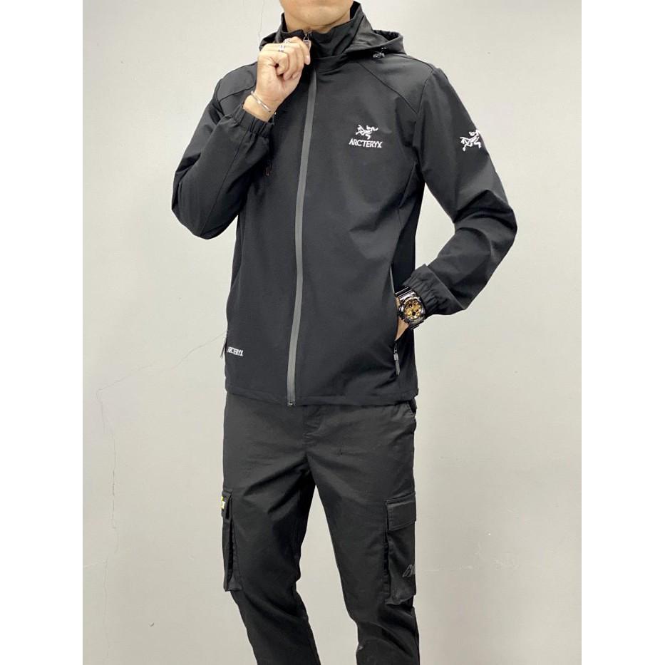 Arcteryx始祖鳥男子硬殼衝鋒衣GORE-TEX 防水Zeta SL 2021新款