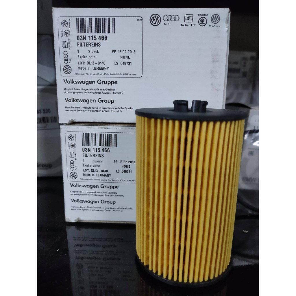[油虎] VW 福斯 原廠 PASSAT TIGUAN ALLSPACE 400 TDI 柴油版 機油濾芯 機油芯