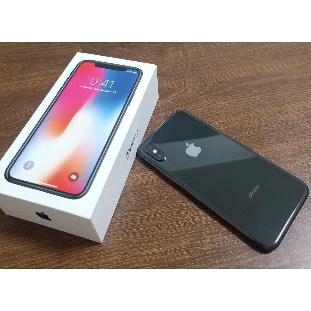 🔥TSC 喵🔥二手蘋果APPLE IPHONE X 256G 黑 5.8吋 中古機 二手 9.9成新 外觀無傷 現貨