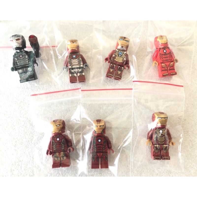 Lego 樂高 76051 76083戰爭機器 鋼鐵人