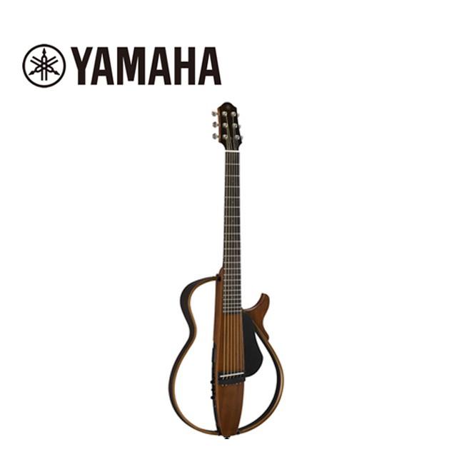 YAMAHA SLG200S NT 靜音電民謠吉他 自然原木色 【敦煌樂器】