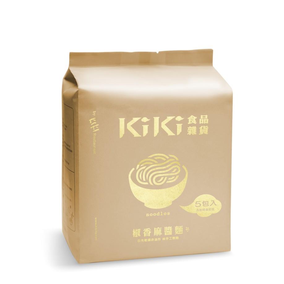 【KiKi】KiKi椒香麻醬拌麵(全素) 5包/袋