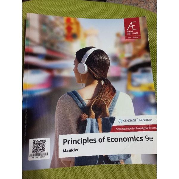 principles of economics 9e 經濟學