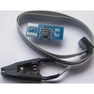 【冠丞3C】測試夾 SOP8夾子 SOIC8夾 寬窄體晶片都適用 燒錄夾具 GC-0172