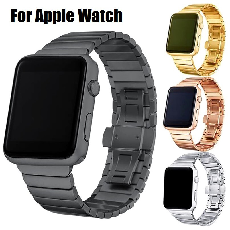 豪華 Apple Watch 錶帶 Iwatch 系列 1 / 2 / 3 / 4 / 5 / 6, Apple Wat