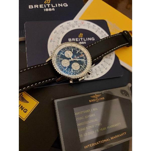 Breitling 百年靈 Navitimer B01機芯