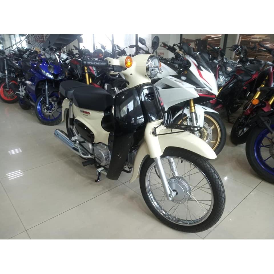 (榮立阿舟進口摩托車專賣) 2020年 HONDA 新版泰規 SUPER CUB 110(SC110)